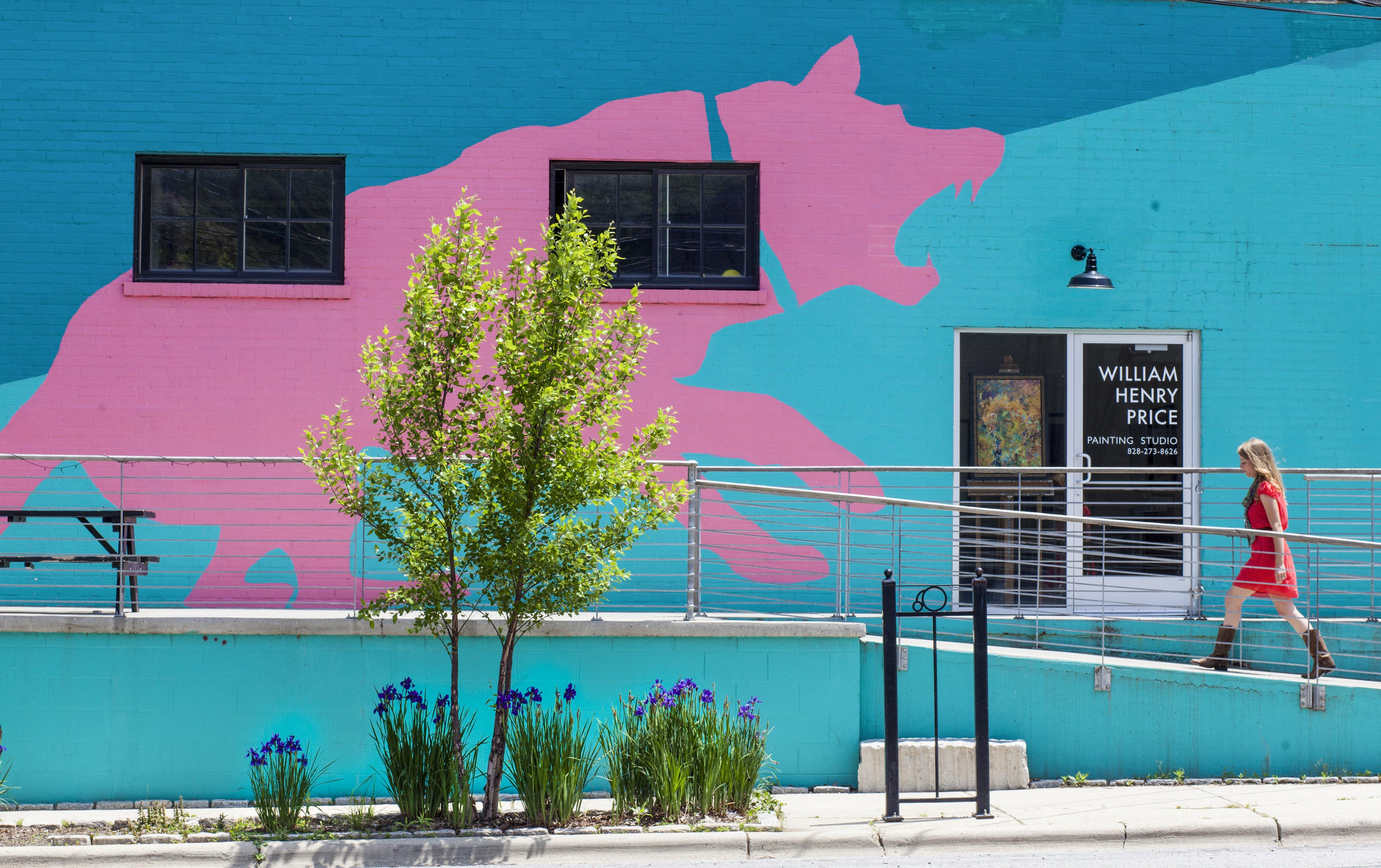 Explore the River Arts District | Asheville, NC\'s Official Travel Site