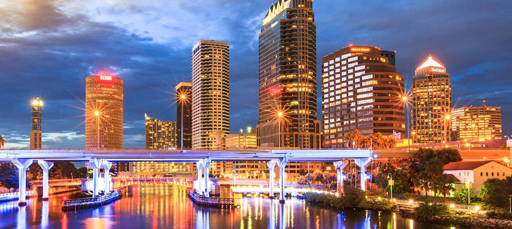 Cheap Flights from Cleveland to Tampa