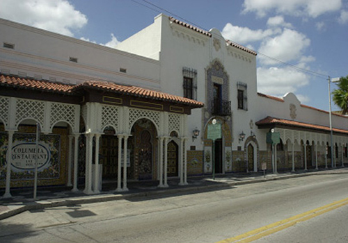 Historic Columbia Restaurant, located in the heart of Ybor City & the site of this year's Tapas Cooking Challenge