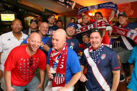 American Outlaws Tampa Chapter