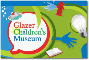 Lots of events at Glazer Children's Museum this month!