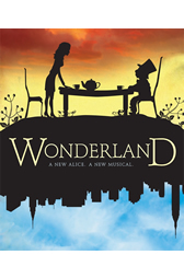 Wonderland the Musical in Tamap Bay