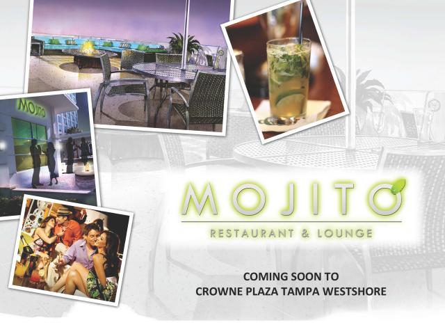 Mojito Crowne Plaza