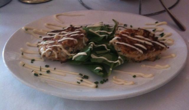 Yummy Crabcakes...
