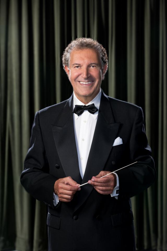 Daniel Lipton of Opera Tampa