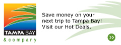 Hot Deals on Things to do in Tampa Bay