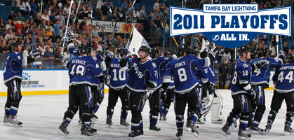 Tampa Bay Lightning All In