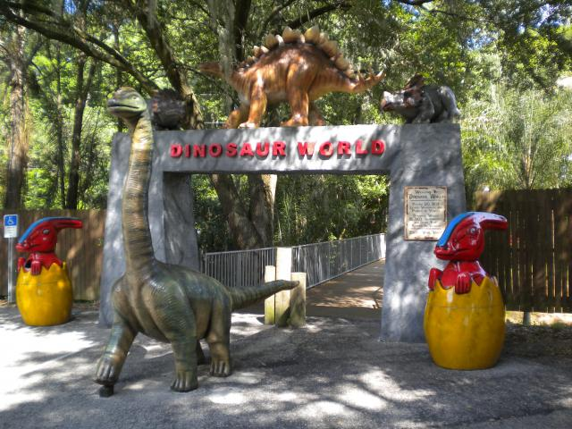 Florida's Dinosaur World