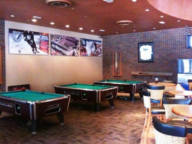 More Pool Tables...