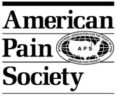 American Pain Society