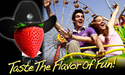 The Florida Strawberry Festival