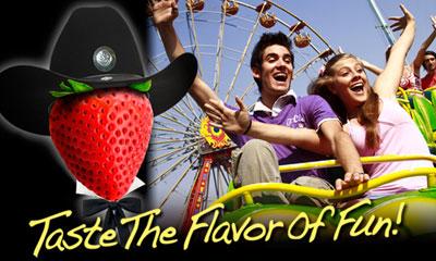 The Florida Strawberry Festival
