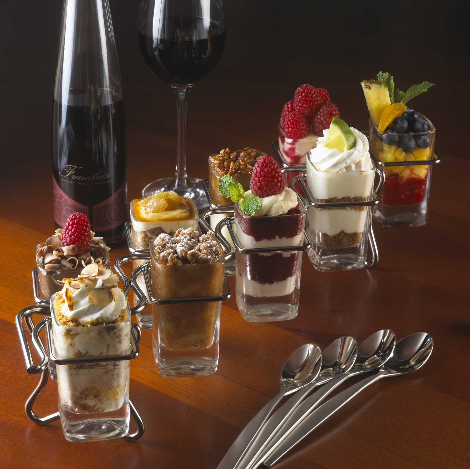 Dessert Selections from Seasons 52