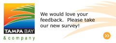 Fill out our user survey