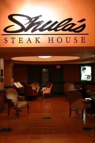 Shula's Steak House at InterContinental Tampa