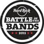 Batle of the Bands at Hard Rock Cafe
