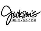 Jackson's Bistro, Bar, & Sushi