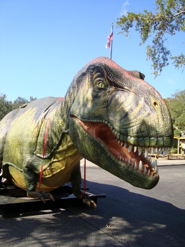 Dinoquest TRex