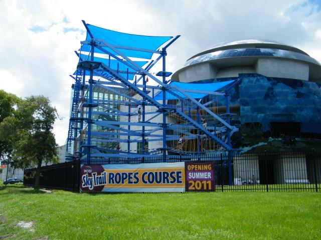 MOSI- Rope COurse