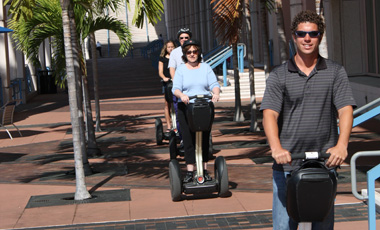 Magic Carpet Glide Segway Tours