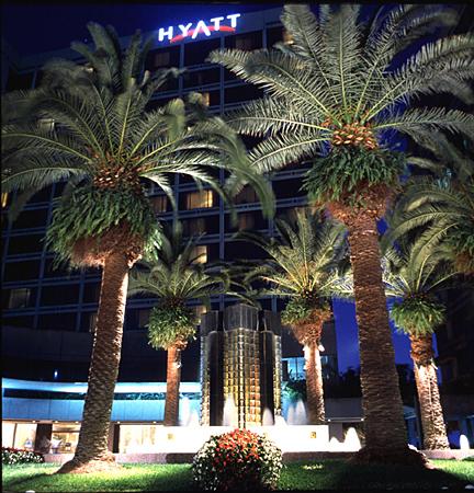Grand Hyatt Exterior