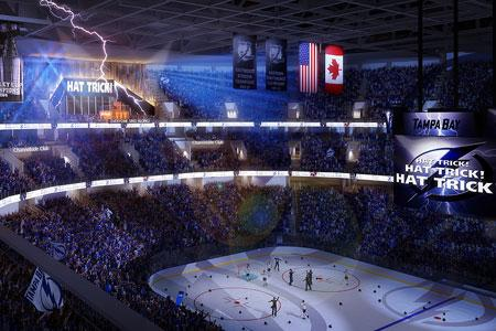 New Arena image (It really is that cool!)