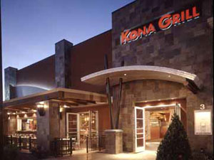Happy Birthday Kona Grill!