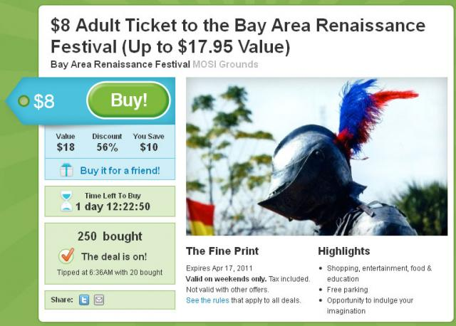Groupon Tampa Bay