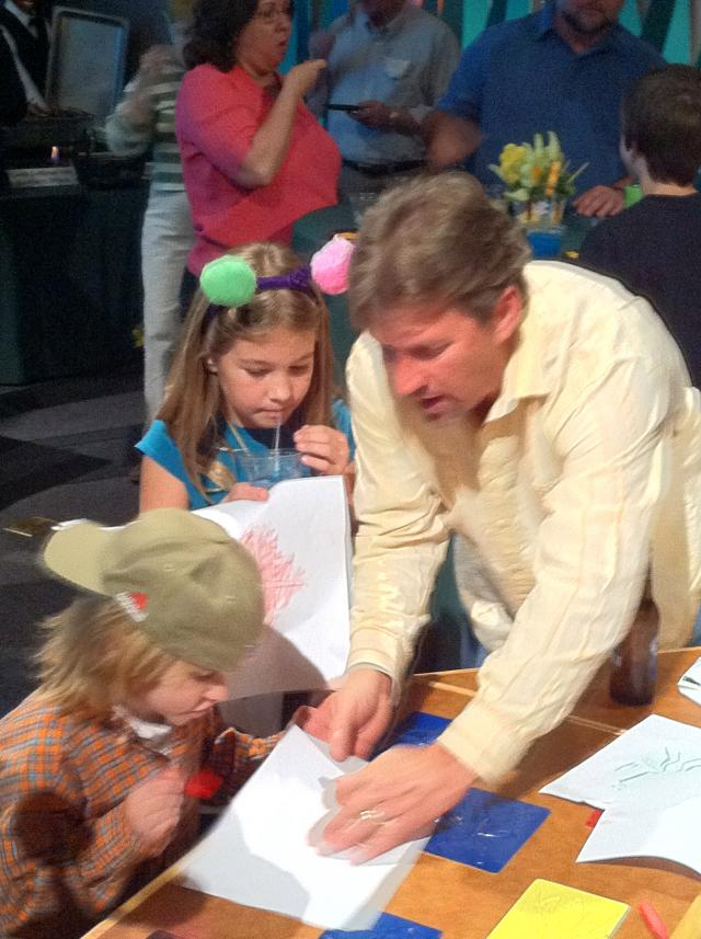 Family Fun at MOSI's Bugging Out