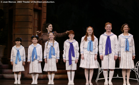 The Sound of Music at the Straz Center for Performing Arts