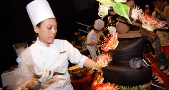 Festival of Chocolate at MOSI