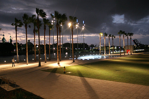 Curtis Hixon Waterfront Park