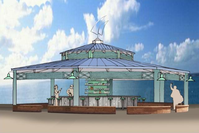 Sail Pavilion at TCC