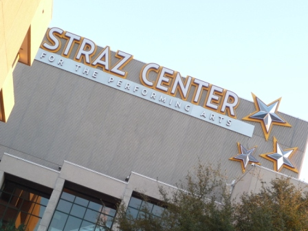 The Straz Center