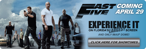 Fast Five at MOSI Friday