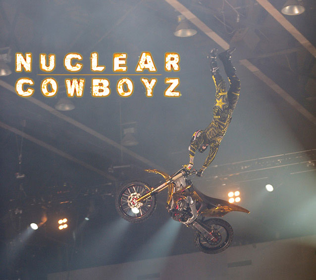 Nuclear Cowboyz at the Tampa Bay Times Forum