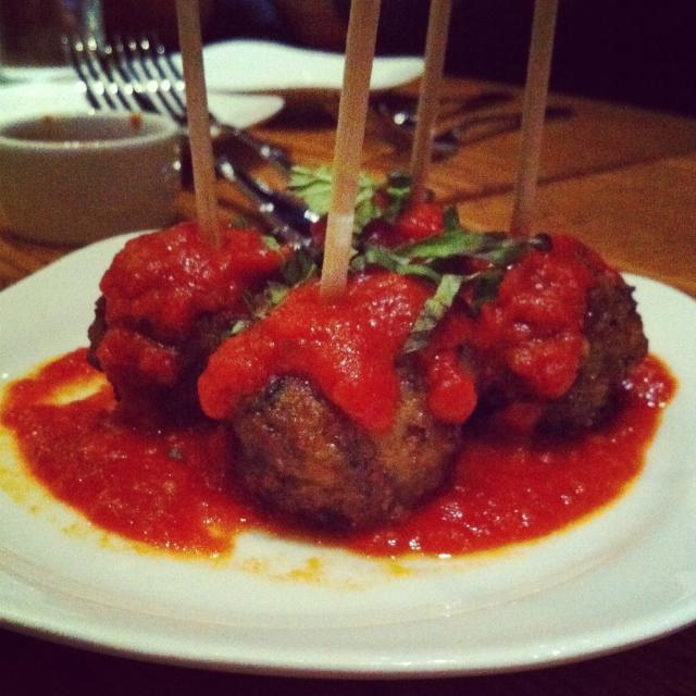 Meatball Pommodoro