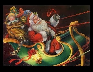 Santa's Sleigh Ride December 12th
