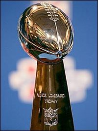 Tampa Bay Area Events: Lombardi Trophy in Tamap Bay