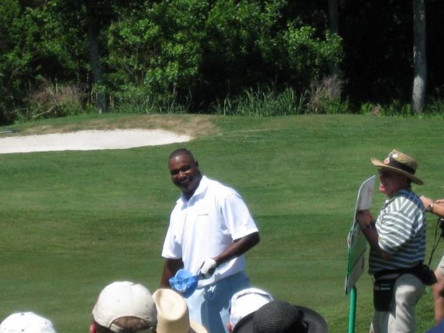 Tampa Bay Buccaneer Great Derrick Brooks
