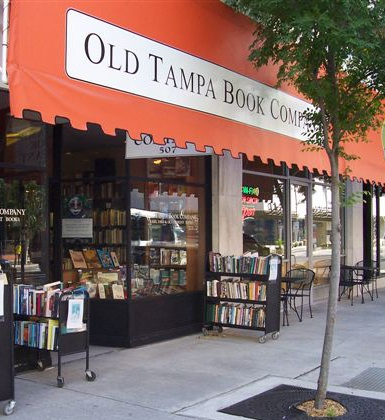 Old Tampa Book Company Downtown Tampa