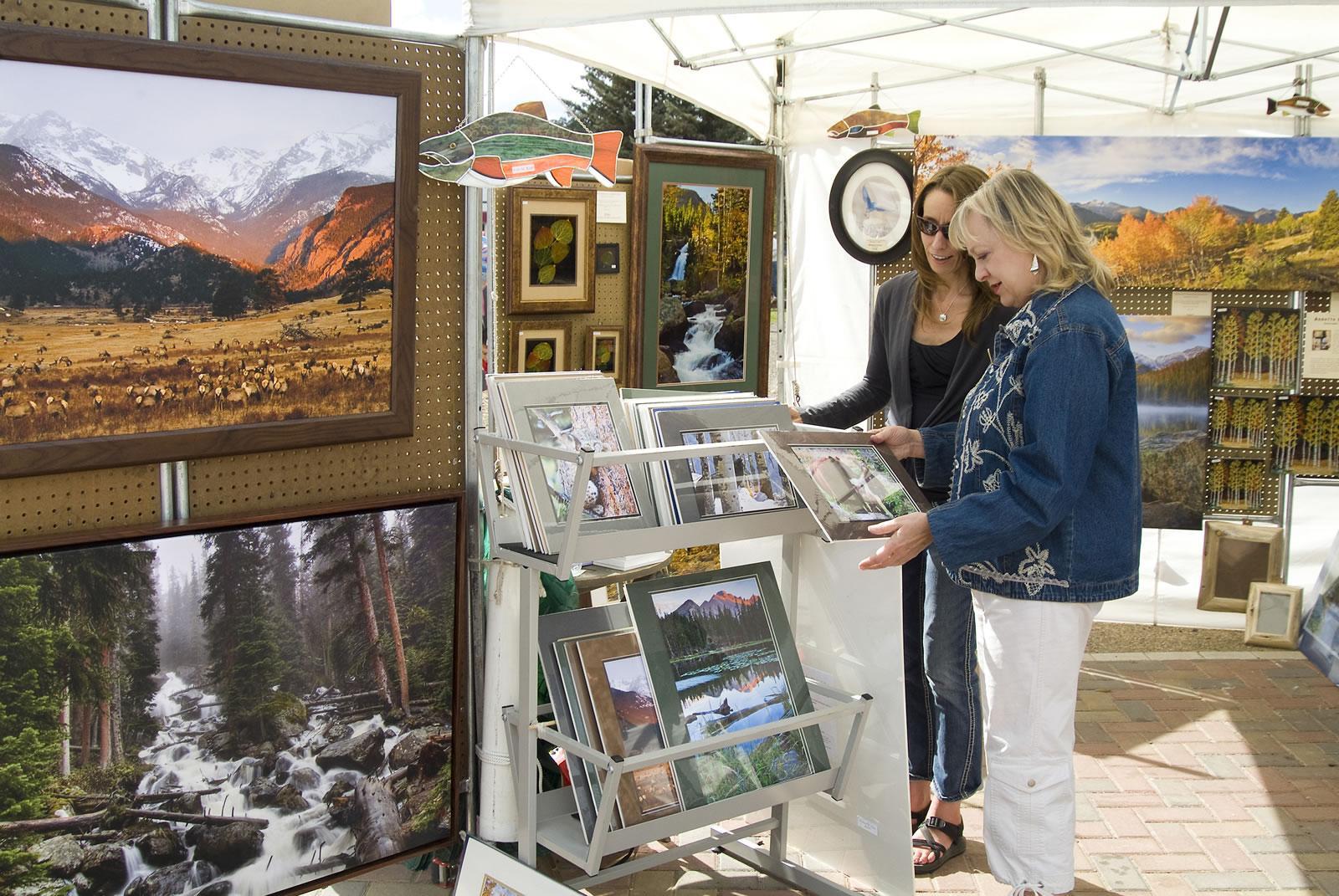 Estes Park Art Galleries Estes Park Shopping Estes Park Cvb