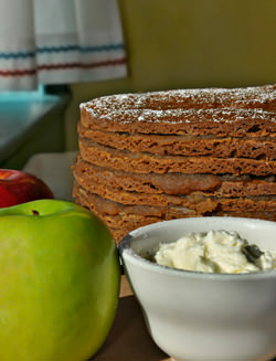 Apple Stack Cake | ExploreAsheville.com
