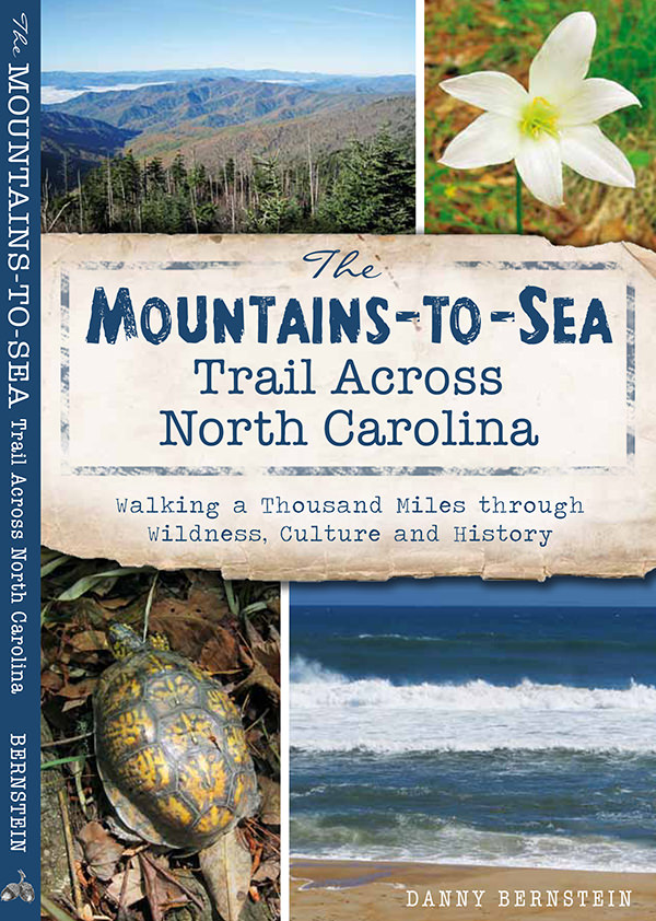 The Mountains-to-Sea Trail Across North Carolina