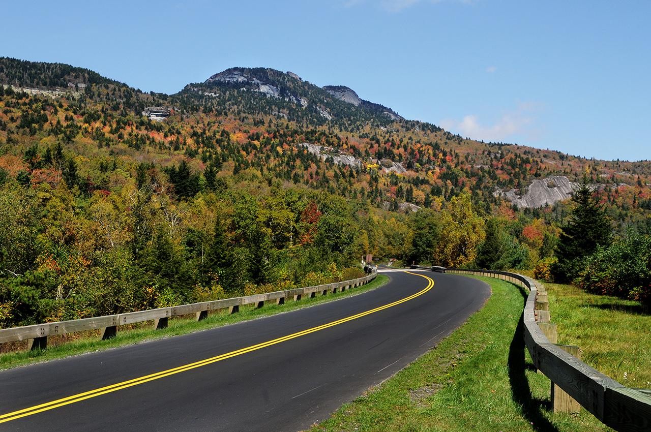 who named the blue ridge mountains-#21
