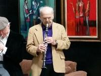 David Adickes clarinet