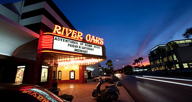 River Oaks Theatre - Houston