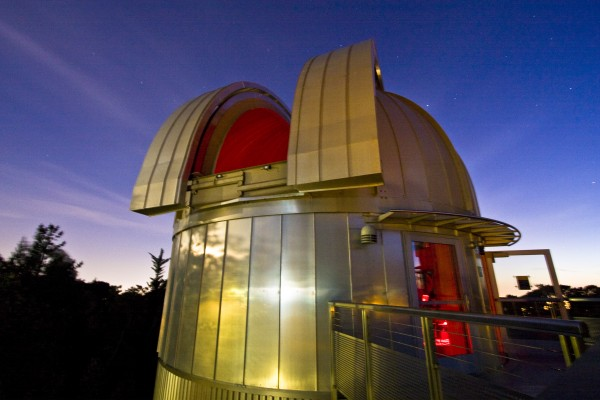 Architecture & Buidings_Chabot Space Center_Telescope_Photo by Patrick Feyh