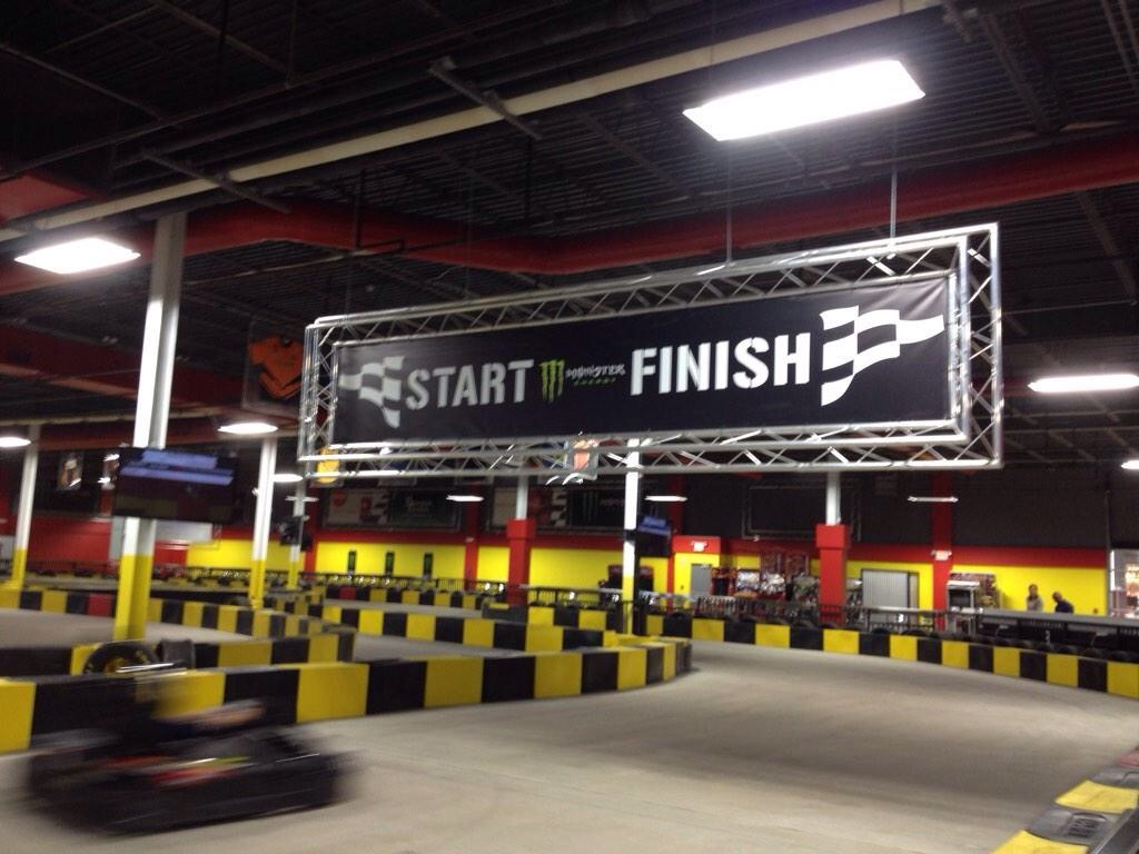 Pole Position Raceway in Rochester, NY