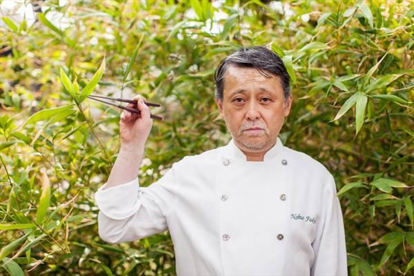 Chef Nobuo Fukuda